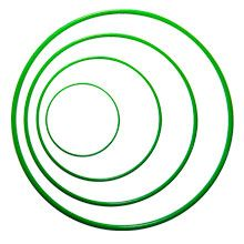 Кольцо промышленное силиконовое 122-128-25