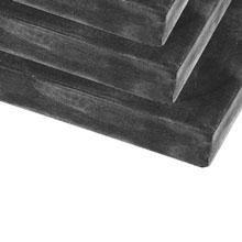 Техпластина 40мм МБС-С 2Ф 520х520мм. 17.7 кг ГОСТ 7338-90