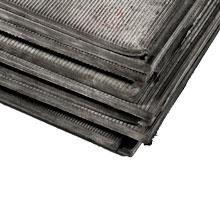 Пластина пористая 12мм прессовая I группа 650х650мм. упаковка 30 кг ТУ 38.105.867-90
