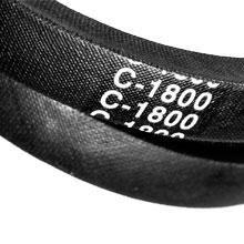 Ремень клиновой СВ-6000 Lp/5950 Li ГОСТ 1284-89 RUBENA