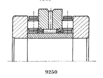 Подшипник 4-РИК3062 Е