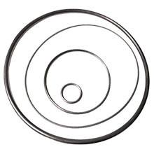Кольца уплотнительные резиновые