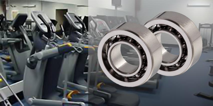 Подшипники для фитнес-тренажеров и реабилитационного оборудования
