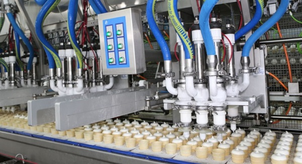 Шведский производитель SKF начал разрабатывать опорные детали для пищевой отрасли